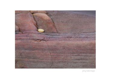Pebble on Rock 003