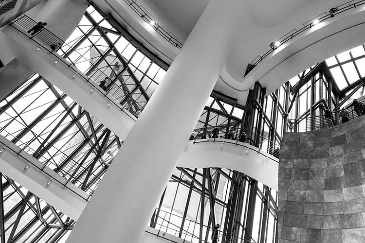 Guggenheim internal architecture 3