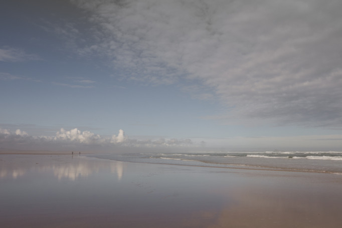 Clouds and reflections 3