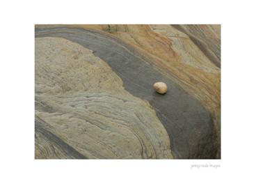 Pebble on Rock 001
