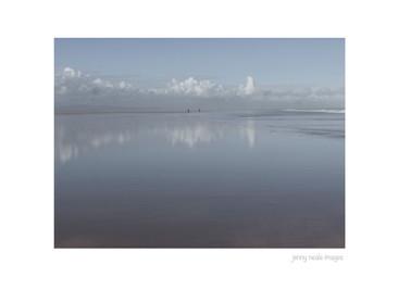 Bamburgh Beach Walkers 004
