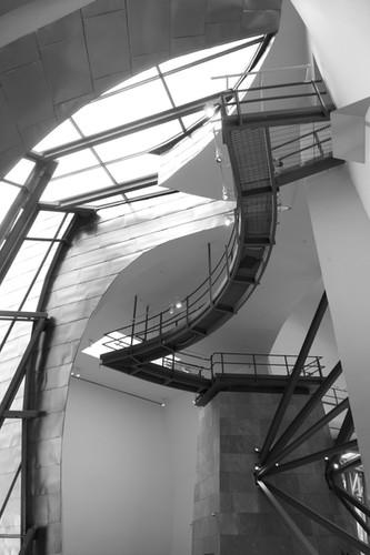 Guggenheim internal architecture 2