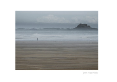 Lindisfarne in the clouds 001