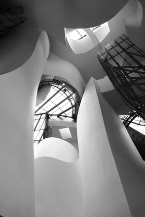 Guggenheim internal architecture 1
