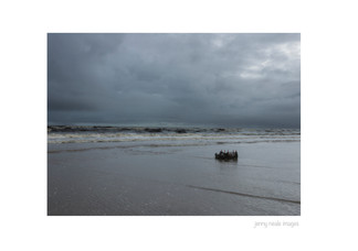 Storm at Spittal Beach 001