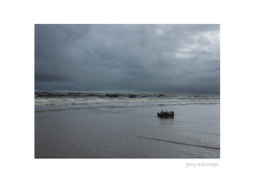 Storm at Spittal Beach 001