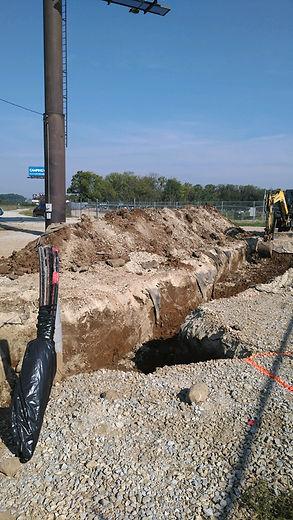 Excavator Trench work.JPG