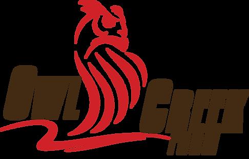 Owl Creek Farm Logo with clear backgroun