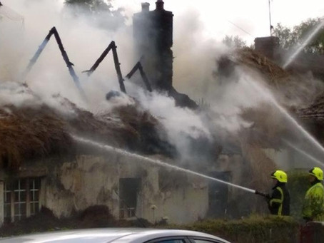 Thatched Cottage – Fire Safety Advice