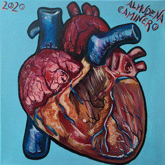 Heart Anterior view version 2