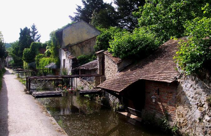 Promenade des petits ponts