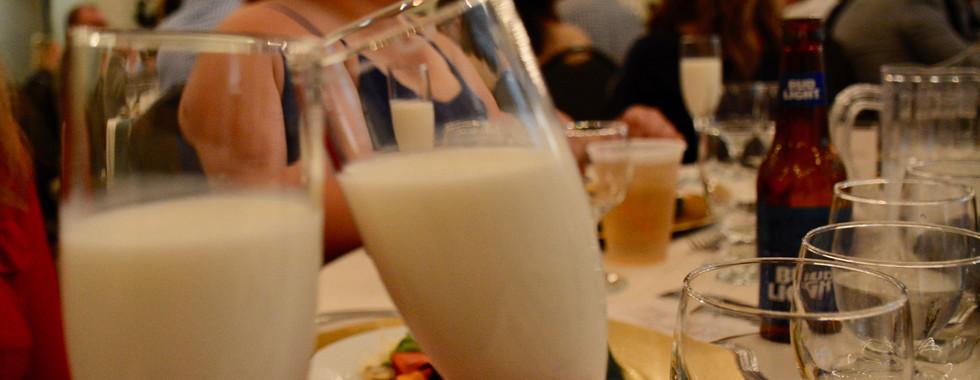 Annual Gala Milk Toast