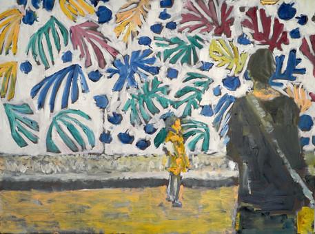 Watching Matisse