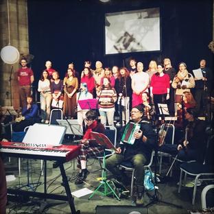Saturday Rehearsal