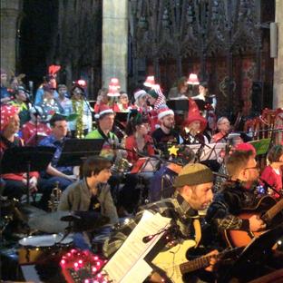 Concert at Lancaster in 2018