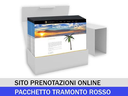 Sito Booking 123Web - Pacchetto Completo