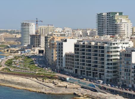 Malta's building boom