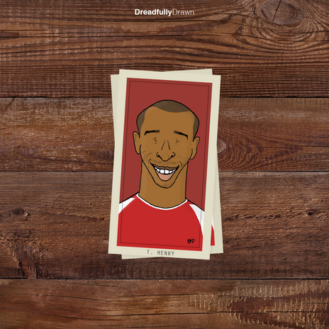 #4 Thierry Henry