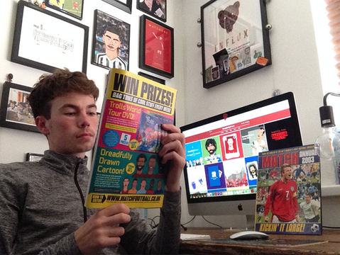 MATCH Magazine and achieving your goals