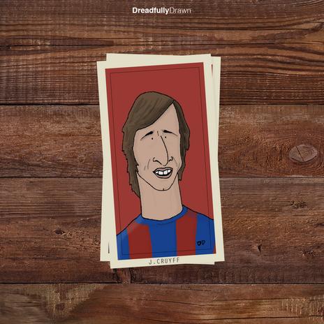 #1 Johan Cruyff