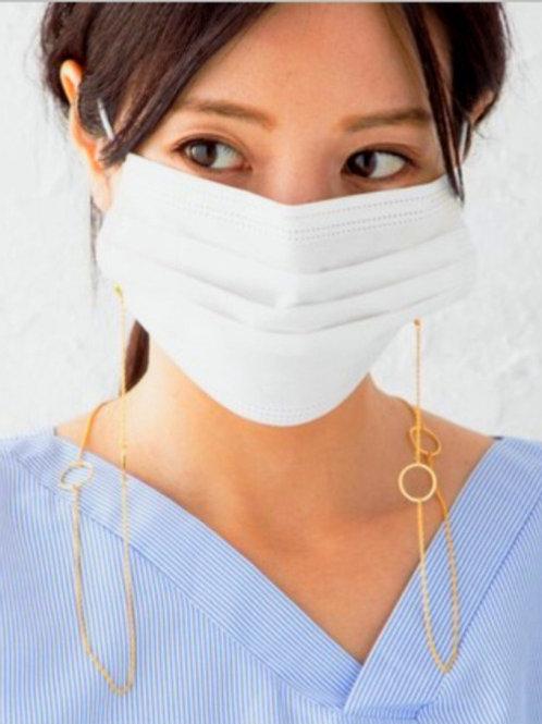 マスク用ストラップ/リング