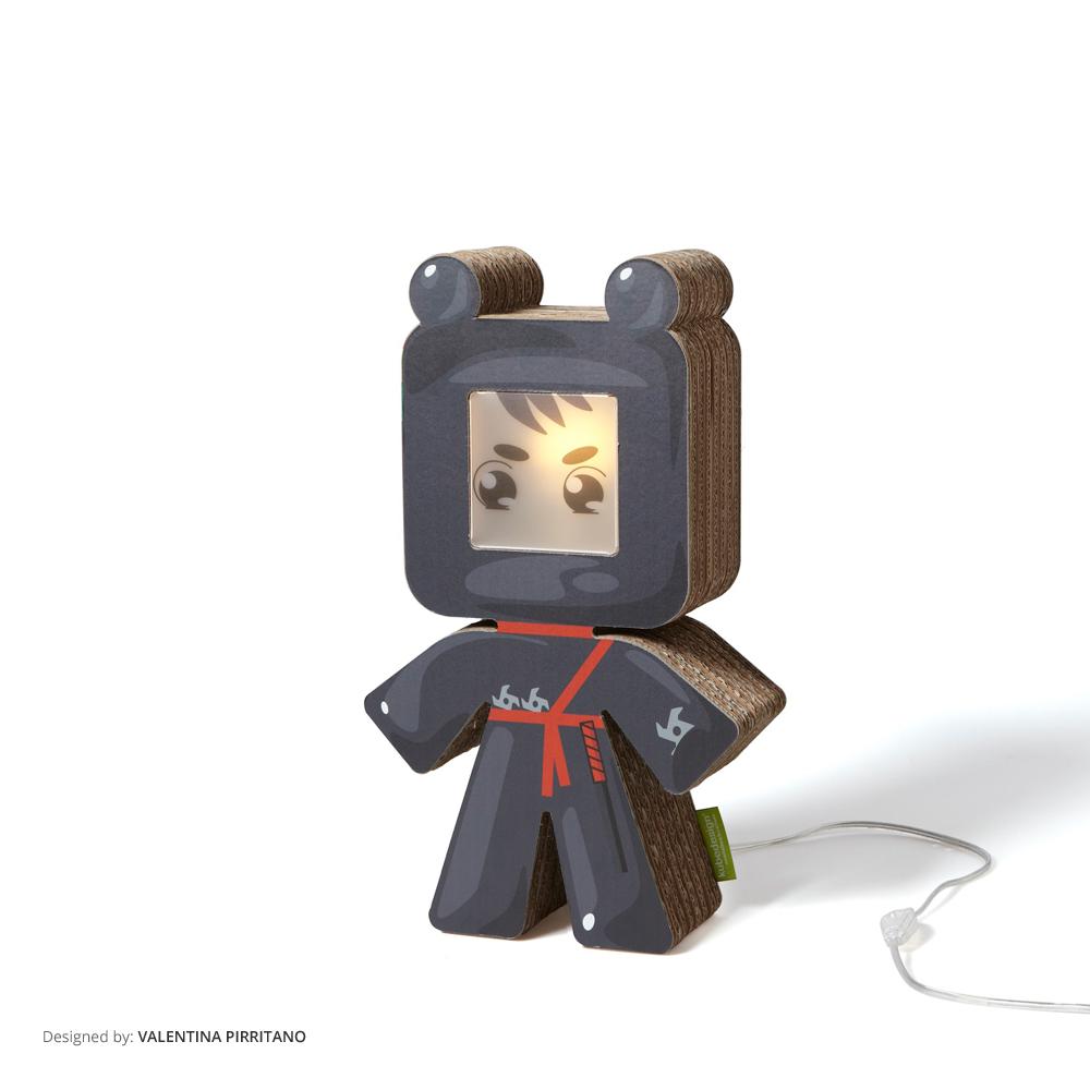 Ted Ninja Lamp