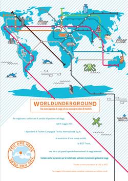 World-Underground Poster
