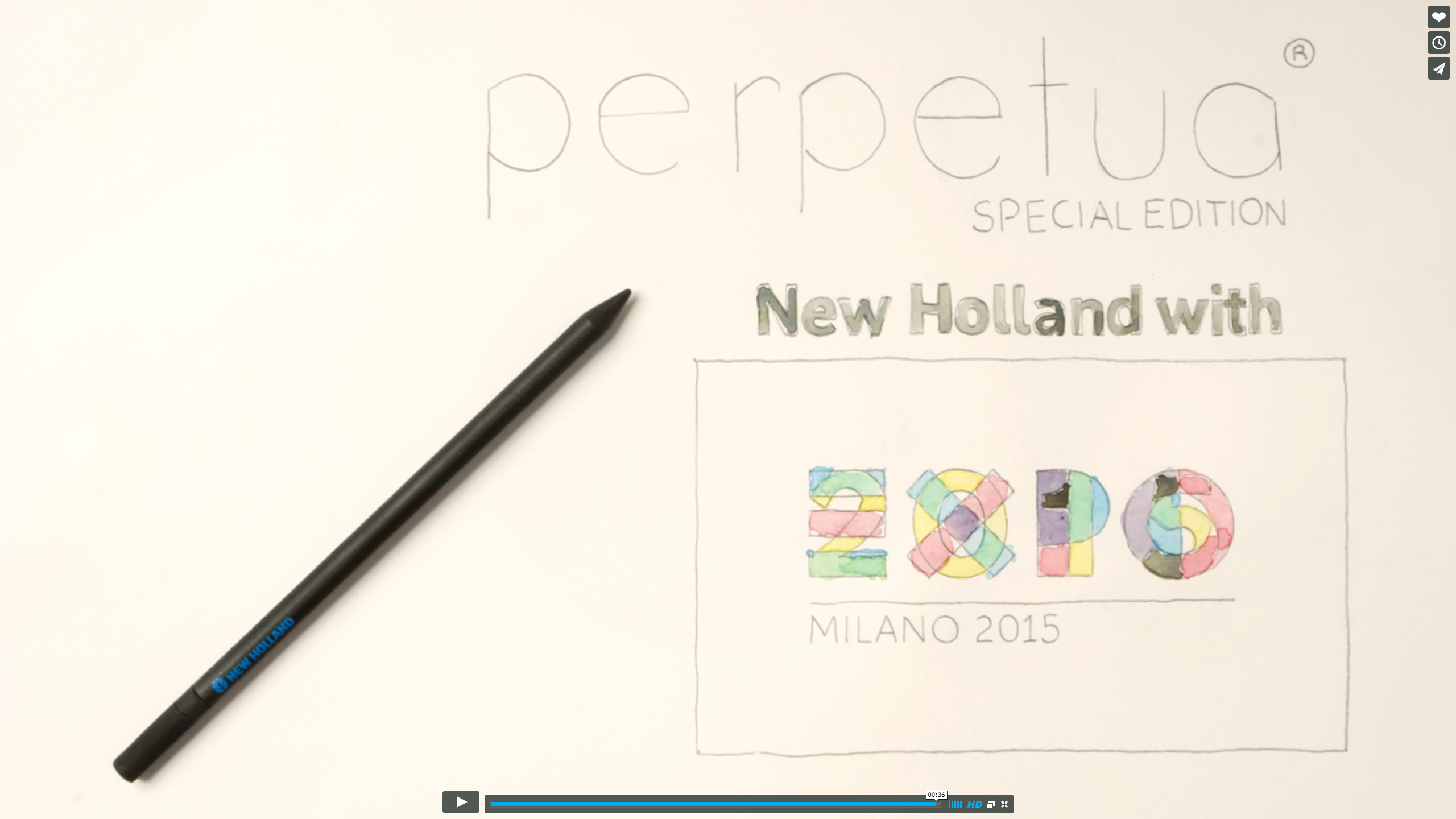 Perpetua & New Holland Viral Promo