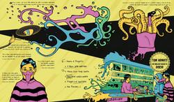 CD cover illustration