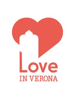 LOVE in Verona Logo
