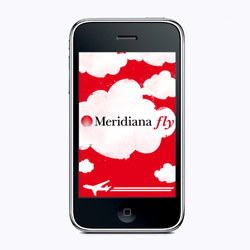 Iphone app splash page