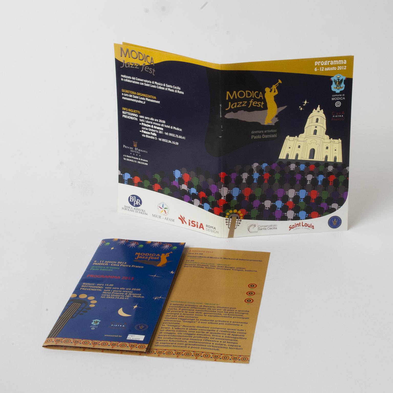 Music Festival Programs