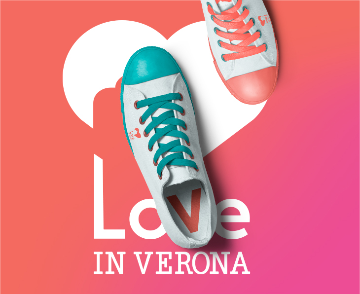 LOVE in Verona Branding