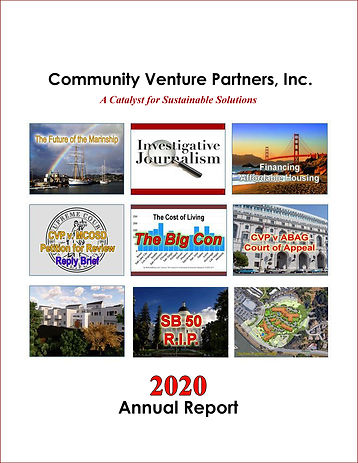 CVP 2020 Annual Report Front Cover wtih