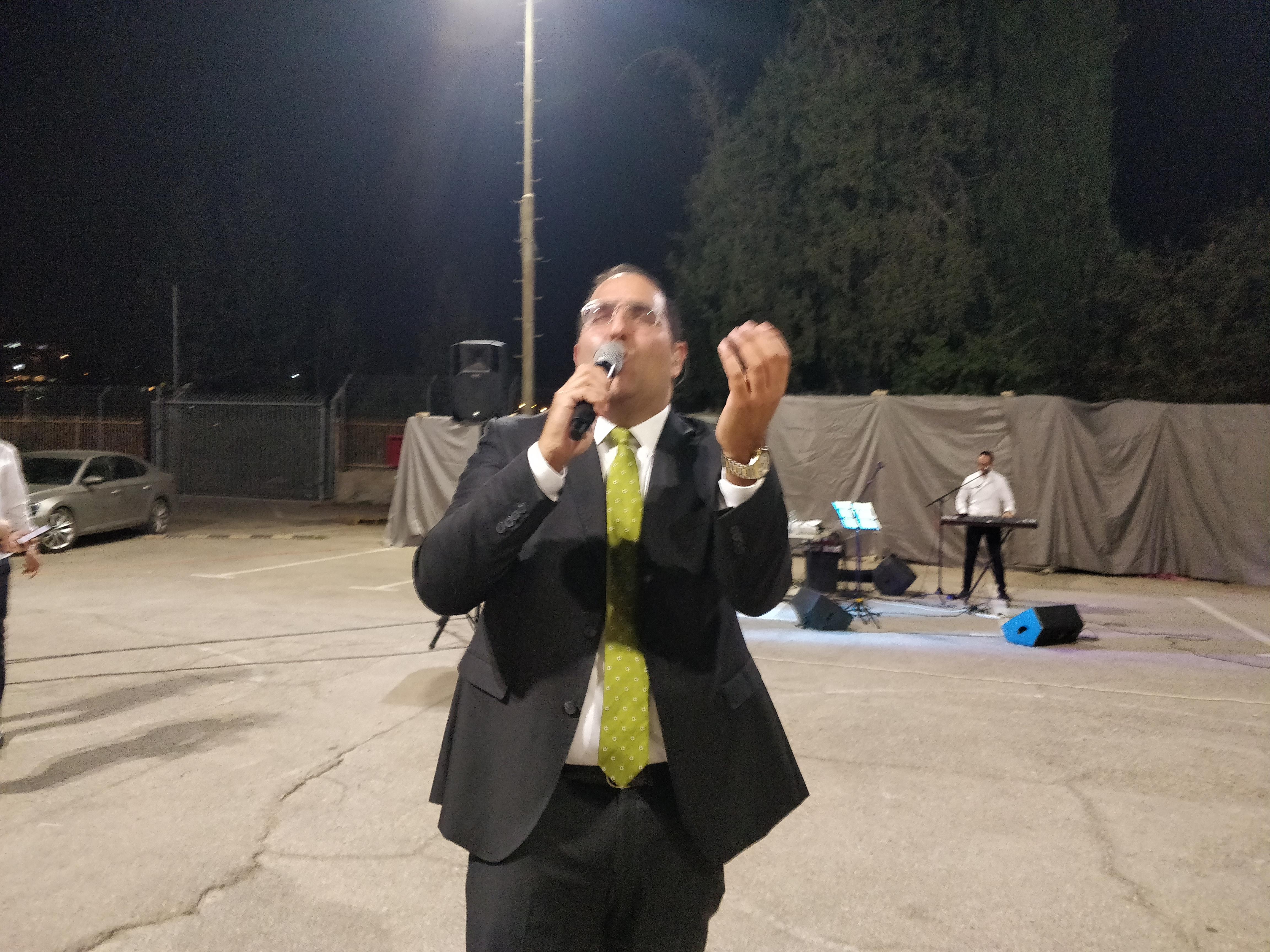 Chol Hamoed Concert!