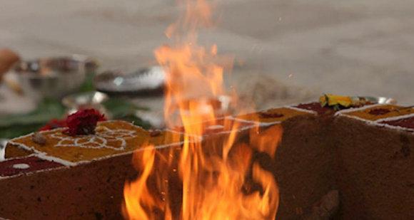 Sri Rudra - transmutation de la violence