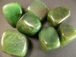 Jade brun-vert