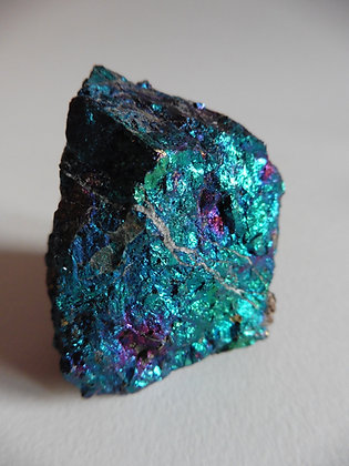 Chalcopyrite (bornite)