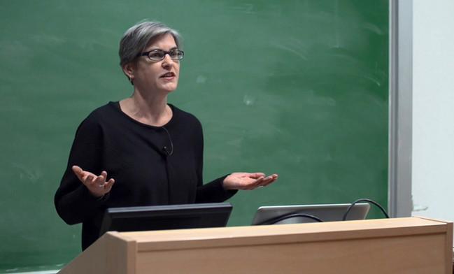Prof. Dr. Sybille Frank, Institute for Social Sciences, TU Darmstadt
