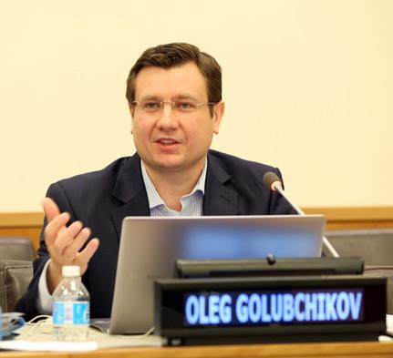 Prof. Dr. Oleg Golubchikov, School of Geography and Planning, Cardiff University