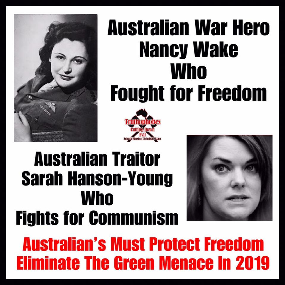 Are The Australian Greens Party really Communists?