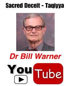 Bill Warner Taqiyya