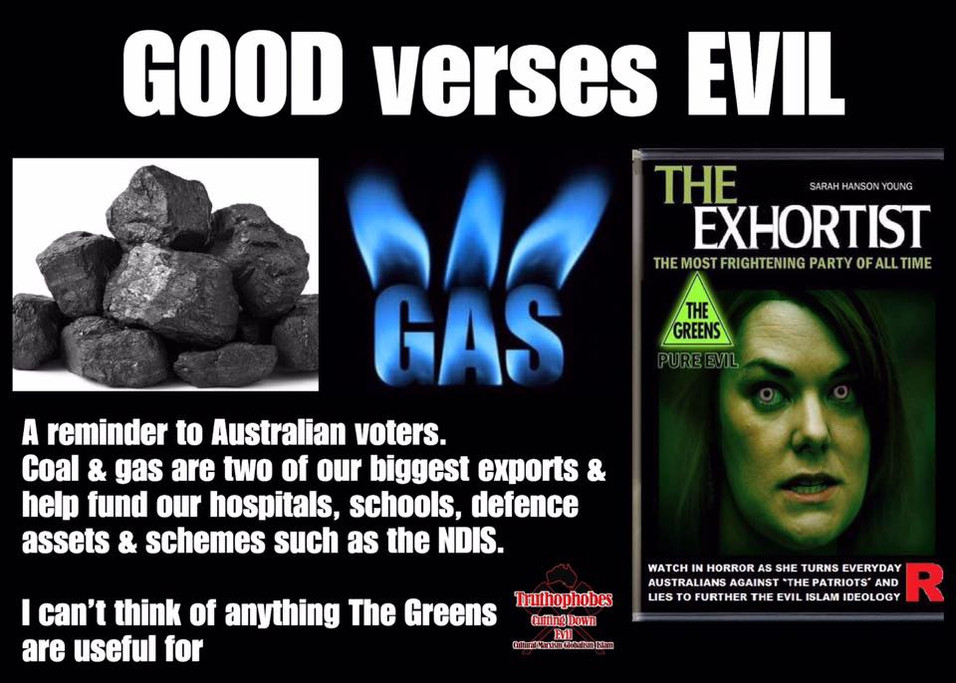 GREEN EVIL