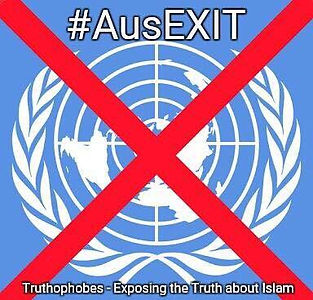 #AusEXIT  Globalism  UN