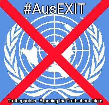 CLICK to learn more why Australia must leave the UN