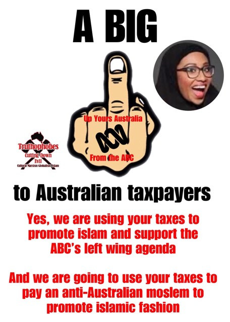 """ABC Give the """"Up Yours"""" to Aussie Taxpayers"""