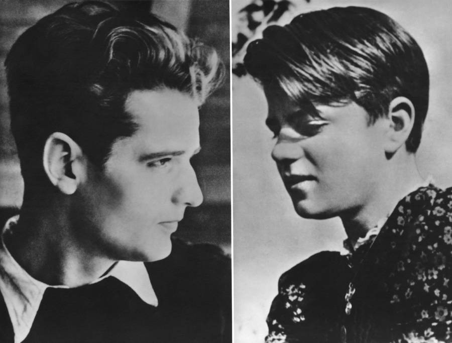 Brave Christians: Sophie and Hans Scholl
