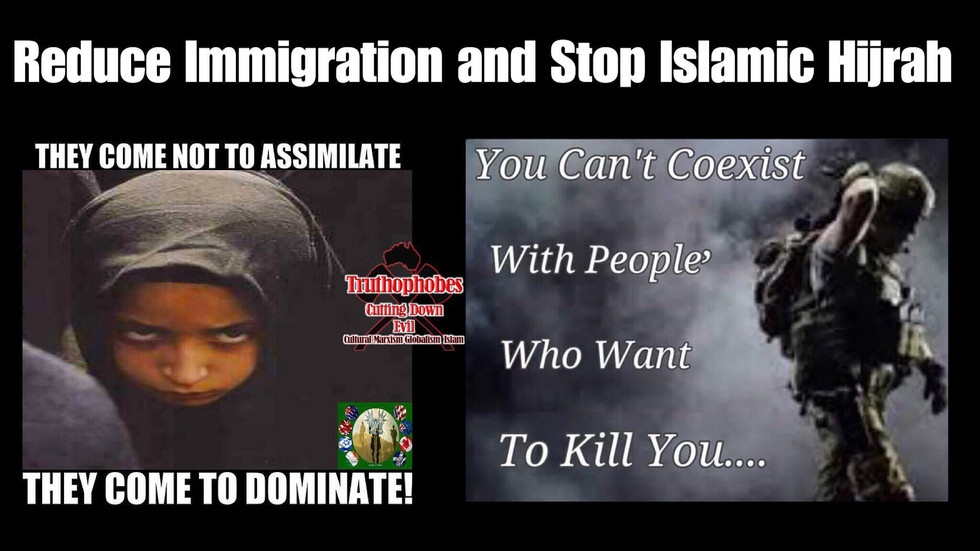Reduce Immigration and Stop Islamic Hijrah