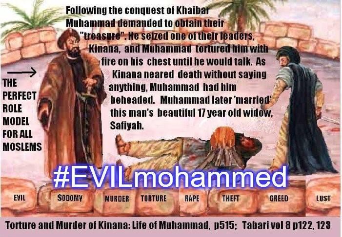 #EVILmohammed