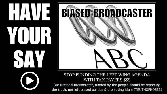 HAVE YOUR SAY TO THE ABC